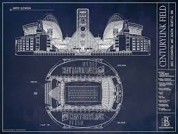 Get Home Blueprints Creating Art With Stadium Blueprints How Design