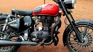 modified bullet handle vibrations classic 350 royal enfield royal enfield