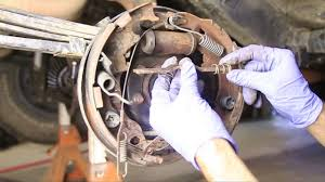 how to change drum brakes youtube