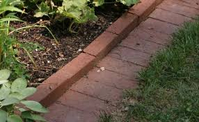 Paver Patio Edging Options Get To Your Edging Options Finegardening