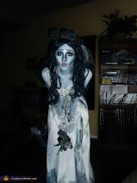 Corpse Bride Costume Emily From Corpse Bride Halloween Costume Photo 3 4