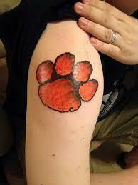 clemson tigers tiger