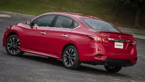 nissan sentra apple carplay 2017 nissan sentra sr turbo revealed with 188 hp and sporty design