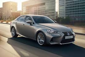 lexus is or bmw 3 new style and tech for updated lexus is carbuyer