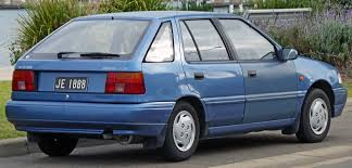 gallery of hyundai excel