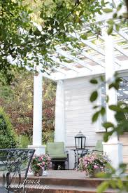 french country cottage pergola wanted for my decks and yard