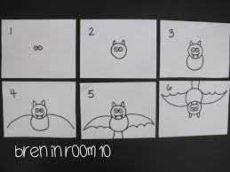 bren in room 10 bat directed drawing tutorial