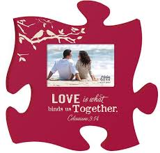 scripture gifts scripture gifts puzzle picture frame the lord inc