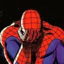 Spiderman Meme Creator - sad spiderman meme generator imgflip