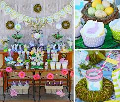 Easter Buffet Table Decorations by Kara U0027s Party Ideas Easter Dessert Buffet Party Free Printables