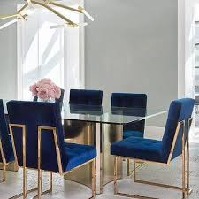 brass glass dining table brass and glass dining table design ideas