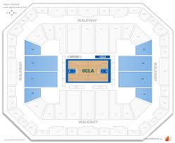 pauley pavilion ucla seating guide rateyourseats com