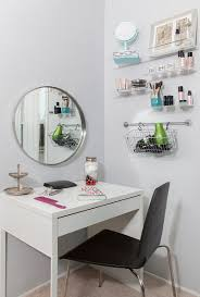 vanity desk mirror with lights stylish mirror single handle faucet