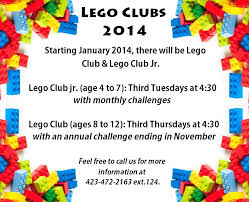 lego club changes cleveland bradley county public library