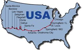 map us highway route 66 route 66 tours