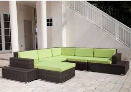 Straight Sectional Sofas Edge Collection Outdoor Sectional Sofa Contemporary Patio
