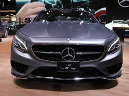 mercedes s coupe 2018 mercedes s class coupe edition in detroit debut