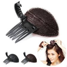 hair bump hair volume boost invisible sponge base fluffy bump up puff insert