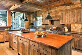 Log Cabin Kitchen Ideas Cabin Style Kitchen Cabinet Medium Size Of Kitchen White Cottage