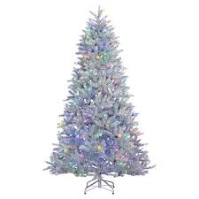 target white christmas tree lights 6ft american upside down artificial christmas half tree full with