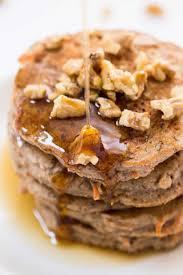 healthy carrot cake pancakes simply quinoa