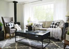 cottage living rooms our guest cottage living room neutral mix and match style the diy