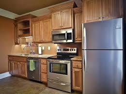 Unfinished Maple Kitchen Cabinets Cherry Wood Kitchen Cabinets Decor Gallery Design Ideas