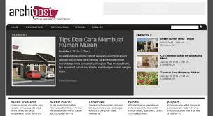 access archipost com artikel arsitektur desain rumah