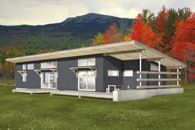 Modern House Floor Plans With Pictures Modern House Plans Houseplans Com