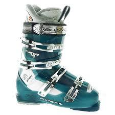 rossignol electra e 12 ski boots s used 2008 evo