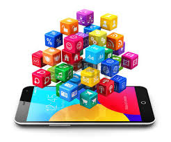 creative abstract mobile web applications business software