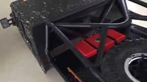 jeep honcho lifted scx10 hard body custom built hummer body honcho dingo jeep tamiya