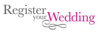 register wedding register your wedding cairns specialists