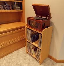 Record Player Storage Get Organized With This Vinyl Storage Project Minwax Blog