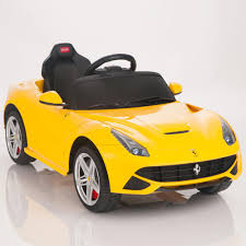 disney cars ferrari licensed ferrari f12 yellow buy online on my tiny wheels