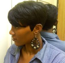 show me hair styles for short hair black woemen over 50 shondra s quick weave hairstyles short side view thirstyroots