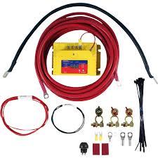 matson 12v dual battery isolator kit supercheap auto