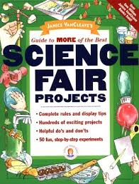 cover page of science project janice vancleave u0027s guide to more of the best science fair projects