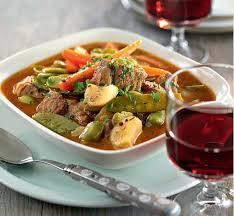 recettes de cuisine en la recette traditionnelle du navarin d agneau