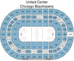 United Center Floor Plan Chicago Blackhawks Tickets 2017