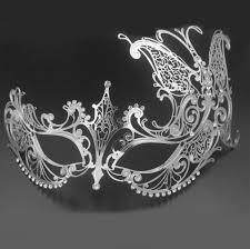 silver masquerade masks silver butterfly gold metal filigree venetian masquerade mask
