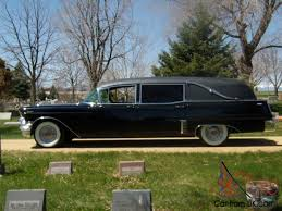 hearse for sale cadillac miller meteor hearse