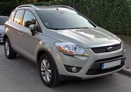 ford kuga specs and photos strongauto