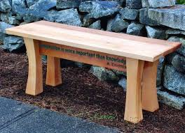 Free Wooden Garden Furniture Plans by Top 25 Best Garden Bench Plans Ideas On Pinterest Wooden Bench