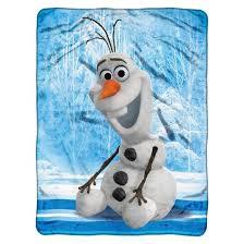disney frozen olaf throw 46