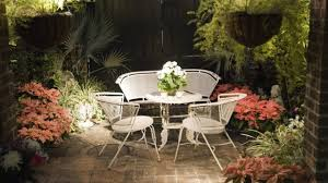Small Patio Pictures by Turn Your Small Patio Into A Beautiful Garden Youtube