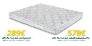 offerta materasso lattice materassi in lattice ecologici offerte eminflex naturity
