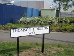 the british thomson houston factory site in rugby today our