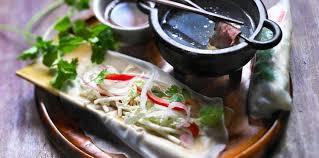 cuisine vietnamienne facile fondue vietnamienne facile et pas cher recette sur cuisine actuelle