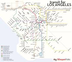 West Adams Los Angeles Map by Los Angeles Has Big Transit Ambitions But Which Project Comes